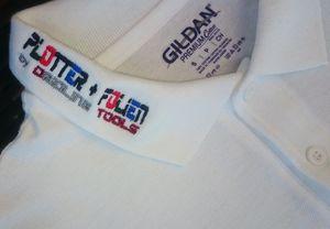 Polos, Shirts, Caps, Aufnäher und vieles mehr, besticken wir!
