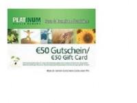 50 � Gutschein von Platinum Europe