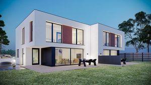 Schlüsselfertig - Doppelhaus in Theresienfeld - inkl. Grundstück & Keller