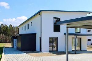 ERSTBEZUG: 4-Zimmer-Eckhaus mit Carport in Ruhe- und Grünlage in Premstätten!
