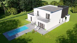 Schlüsselfertig - Einfamilienhaus in Theresienfeld - inkl. Grundstück