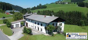 Sacherl mit Top Grundstück in Maria Neustift - nur 18 km von Steyr!!!
