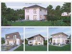 Randlage Köttmannsdorf/Nahe Klagenfurt - Schönes ELK-Haus und Grundstück in Hanglage mit Ausblick (Wohnfläche - 117m² - 129m² & 143m² möglich)