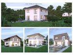 Nahe Maria Saal - Schönes Elkhaus und ebenes  Grundstück (Wohnfläche - 117m² - 129m² & 143m² möglich)