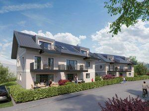 Schulstraße A2 - Attraktive 4 Zi. Wohnung mit Balkon
