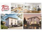 Nahe Alberndorf/Gallneukirchen - Schlüsselfertiges TC-Ziegelmassivhaus mit Fußbodenheizung und ebenen Grundstück mit Fernblick