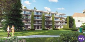 Moderne Anlegerwohnung in zentraler Ruhelage ...! Baustart erfolgt!