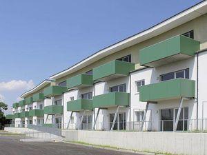 Ernsthofen. Geförderte 3 Zimmer Wohnung   Balkon   Miete mit Kaufrecht.