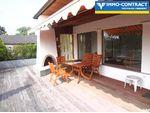 <b>Mietwohnung mit schöner grosser Terrasse in einen Bungalow<b