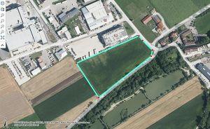 Grundstück auf Baurechtbasis  B-Widmung