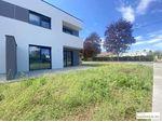 *Eckgrundstück* Moderne Neubau-Doppelhaushälfte in begehrter Lage - Belagsfertig