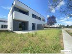 Kurz vor Fertigstellung: Neubau-Doppelhaushälfte mit Keller und Top-Ausstattung nähe Wien