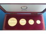 Wiener Philharmoniker Goldmünzen Set Schilling