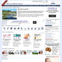 Bezirksinformationen Mattersburg