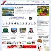 Murtal - Bezirksinformationen