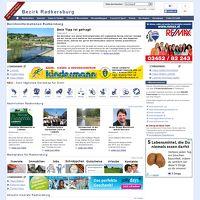 Bezirksinformationen Radkersburg