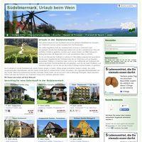 Südsteiermark, Urlaub beim Wein
