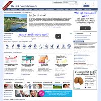 Bezirksinformationen Vöcklabruck