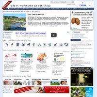 Bezirksinformationen Waidhofen an der Thaya