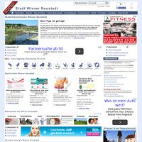 Bezirksinformationen Wiener Neustadt