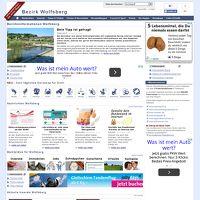 Bezirksinformationen Wolfsberg