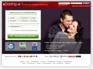 eDarling.at - Einfach den richtigen Partner finden