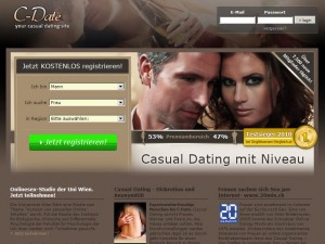 C-Date.at - Casual Dating in Österreich