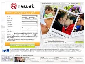 Neu.at - Singles und Partnersuche
