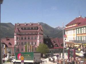 Mariazeller Hauptplatz