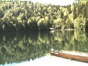 Fischerhütte am Toplitzsee