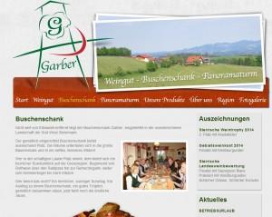 Weingut Buschenschank Garber