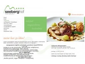 Hotel **** Restaurant Seeberghof