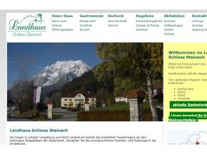 Hotel Restaurant Landhaus Schloss Stainach