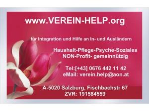 Verein HELP - Verein für Integration und Hilfe an In- und Ausländern -