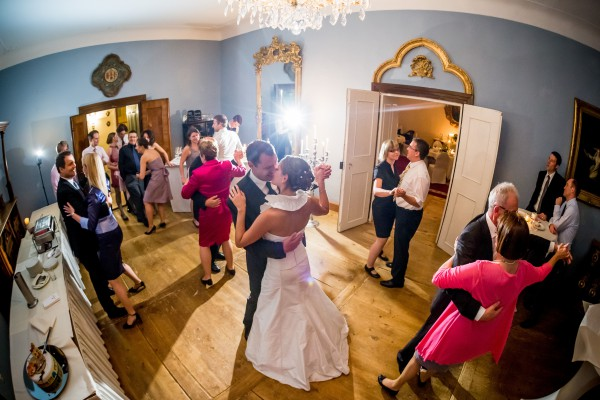 Hochzeit im Schlosshotel