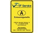 VF Service - KFZ Zulassungsstelle bis 18 Uhr offen
