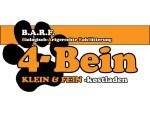 4-Bein BARF Klein & Fein -Kostladen