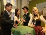 Die Grüne Wein-Nacht am 22. März 2014