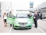 Leibnitz als Projektpartner von eMorail freut sich über den E-Mobilitätspreis