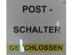 Wagna ist ohne Postschalter