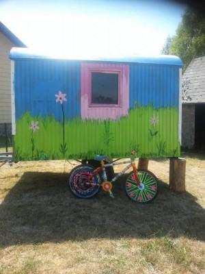 1.KreativHandWerk&Upcycling in der Villa zum KopfFreiRaum
