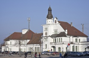 Tag des Denkmals - Bahnhof
