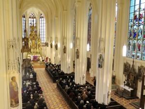 Tag des Denkmals - Stadtpfarrkirche und Marienkirche