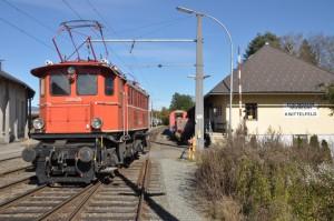 Tag des Denkmals - Eisenbahnmuseum