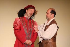 Das falsche Gesicht oder Marlowe ist Shakespeare