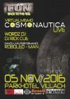 The Cosmonautica Night - FUN Back to the 90�s