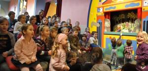 "Puppentheater ""Kasperl und die Kräuterfee"""