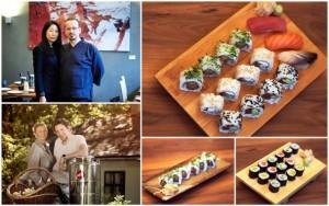 Foodpairing @ OKRA mit Japanese Food & INGWERER