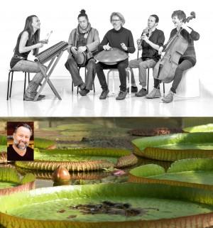 """Kultur im Glashaus """"Musik für die Riesenseerose"""""""