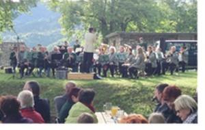 1. Brucker Schlossbergfest
